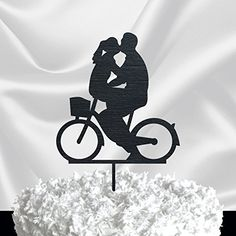 WEDDING CAKE TOPPER SILHOUETTE // Custom Cake Topper Last Name - Gold Cake Topper for Wedding - Personalized Cake Topper Bride and Groom Custom Cake Toppers, Wedding Cake Toppers, Wedding Cakes, Ceramic Bakeware, Gold Cake Topper, Personalized Wedding, Groom, Silhouette, Bride
