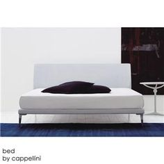 CAPPELLINI - Bed by Jasper Morrison