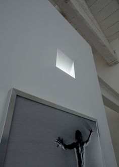PURA - Lampada da incasso da parete LED   2011  Metallo
