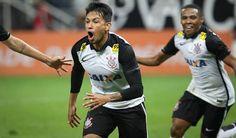 O Corinthians ainda não acertoua renovação de contrato do atacante Lucca, sendo assimdois grandes clubes monitoram a situação do atleta. São Paulo e