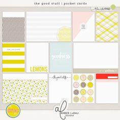 The Good Stuff | Pocket Cards