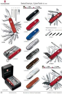 Swiss army knife for edc - Victorinox - Best Everyday carry Victorinox Pocket Knife, Victorinox Knives, Victorinox Swiss Army Knife, Cool Knives, Knives And Swords, Mini First Aid Kit, Best Pocket Knife, Pocket Knives, Knife Making Tools