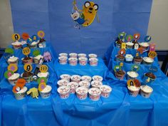"""Photo 4 of 47: Adventure Time! With Finn and Jake (and Luke) / Birthday """"Luke's Big 1-0!!"""" 
