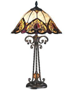 f522e6e41be6 Dale Tiffany Reservoir Table Lamp Metal Table Lamps