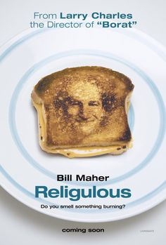 Religulous Politically provocative talk show host Bill Maher skewers the current state of organized religion in this hot-button documentary, making stops in Jerusalem, the Vatican and other holy destinations. Brazil Movie, Jewish Sabbath, Bill Maher, The Devil's Advocate, Watch Netflix, Full Movies Download, Tv Shows Online, Documentary Film, Movies Online