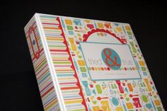 """Recipe Organization - this is my summer project. I also plan to make a """"tried and true"""" recipe book for each of my children. Cookbook Organization, Organization Hacks, Organizing, Recipe Filing, Recipe Binders, Recipe Cover, Recipe Scrapbook, Happy Kitchen, Home Economics"""