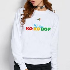cffaf4f79 Exo hoodies women k pop EXO THE WAR cartoon printing Casual o-neck female  kpop