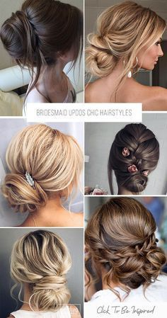 30 Bridesmaids Updo Elegant and Chic Hairstyles Bridesmaid - All For Wedding Hair Style French Braid Short Hair, French Braid Headband, Loose French Braids, French Braid Hairstyles, Chic Hairstyles, Braided Hairstyles Tutorials, Easy Hairstyles For Long Hair, Braids For Short Hair, Headband Hairstyles