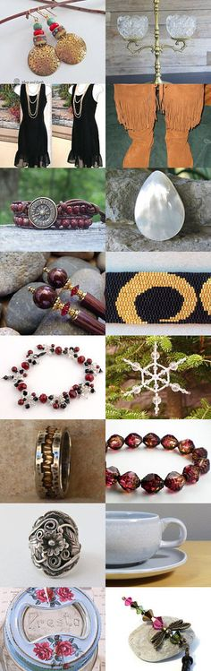 Some of My Personal Favourites from the Veranda team - Part Two by Cathy on Etsy--Pinned with TreasuryPin.com