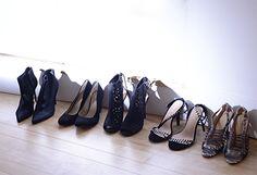Shoe love is true love!