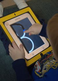 Raising Leafs: Handwriting Without Tears App