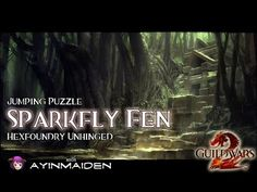 Jumping Puzzle - Sparkfly Fen (Hexfoundry Unhinged)
