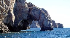 The Lake Cave is located in #Cartagena #Murcia #Spain