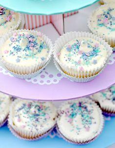 Funfetti gluten free cupcakes, via Flickr.