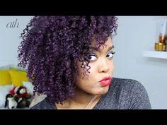 Red Carpet Natural Hair Side Swept Updo [Video] - http://community.blackhairinformation.com/video-gallery/natural-hair-videos/red-carpet-natural-hair-side-swept-updo-video/