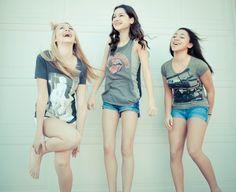 teens friends photography