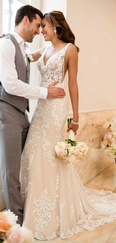 Courtesy of Stella York Wedding Dresses from Essense of Australia