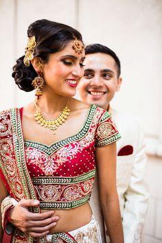 Alka & Ravi's Baltimore Wedding Indian Wedding Project Bride DC