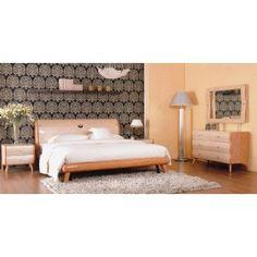 Verona Contemporary Lacquer Bedroom Set $2300