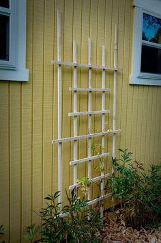 Make A Garden Trellis