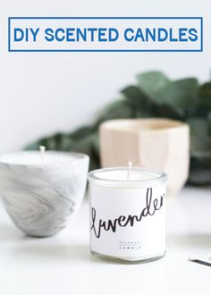 Looking for a simple homemade gift you can hand out to all of your family and friends? This DIY Scented Candle Craft with Free Label Printables is perfect for the holidays and can be made with any beautiful votives and comforting aromas.