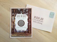 Un save the date à gratter | Blog mariage, Mariage original, pacs, déco