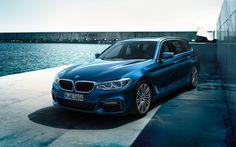 Beleef de BMW 5 Serie Touring hier in beeld en geluid.