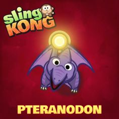 I got Pteranodon! #SlingKong http://onelink.to/slingkong