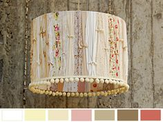 This looks so cool cosas interesantes pinterest lampshades lamp shade decorative home lighting drum lampshade eco friendly lighting pendant lamp worldwide shipping greentooth Images