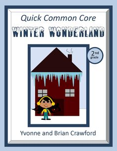 For 2nd grade - Winter Wonderland Quick Common Core is a packet of ten different math worksheets featuring a winter theme. $2.50