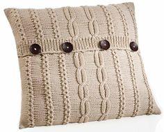 Passo a passo – Capa envelope natural para almofada   Rio Artes Manuais