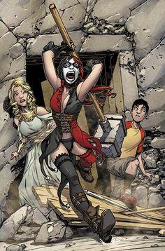 DC Comics FULL September 2015 Solicitations | Newsarama.com