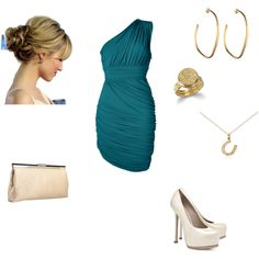slightly formal, created by annalindsay93 on Polyvore