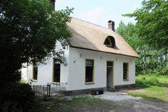 Sfeervol vakantiehuis in jachtopzienerswoning uit circa 1500 op Landgoed Heerlijkheid Mariënwaerdt