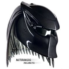 Carbon Helmet Predator Nitrinos helmets is a guarantee of quality and reliability. For ordering information please, visit the site: