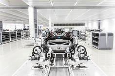 interview with robert melville, head of design at McLaren automotive