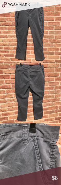NWT Sonoma Capri pants Brand new without tags Capri pants. Never worn never washed really soft charcoal gray colored Capri pants size 14. 98% cotton 2% spandex Sonoma Pants Capris