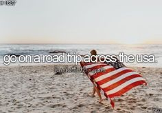Go on a road trip across the USA