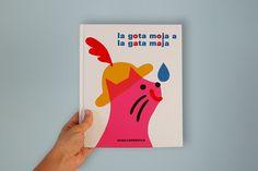 """Check out my @Behance project: """"La gota moja a la gata maja (Children Book)"""" https://www.behance.net/gallery/46057515/La-gota-moja-a-la-gata-maja(Children-Book)"""