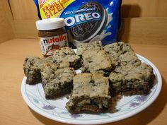 Double Nutella Oreo Cookies