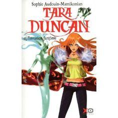Tara Duncan, tome 7, de S. Audoin-Mamikonian.
