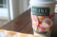 Coffee Cozy!