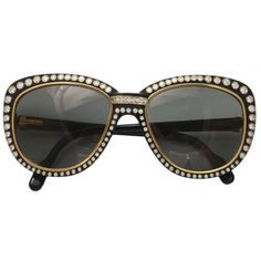 5755251bf9c0 Gold Sunglasses with 188 Diamonds France Custom order sunglasses by  Cartier-Paris
