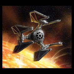 Mark Molnar - Sketchblog of Concept Art and Illustration Works: Star Wars - Broak Vessery