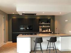 Kitchen Design, New Homes, Table, Furniture, Kitchens, Home Decor, Decoration Home, Design Of Kitchen, Room Decor