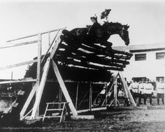 Huaso (1933 - August 24, 1961) was the horse that, ridden by Chilean Captain Alberto Larraguibel, set the high-jump world record on February 5, 1949, by jumping 2.47 m (8 ft 1 in) in Viña del Mar, Chile, one of the longest-running unbroken sport records in history (64 years)
