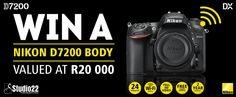 Nikon is launching the new star of Nikon's DX-format line-up and for this, Studio22 would like to give one lucky person the chance to WIN the Nikon D7200 Body Only & Lexar goodie bag with a combined value of R20 000.00! Bring your creative vision to life with photos and videos that [...] New Star, Pallets, Nikon, Bring It On, Photo And Video, Amp, Random, Videos, Creative
