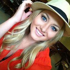 We adore Kalyn's hat! #StyleNetwork #BRT