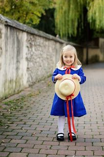 THE RUSTIC REDHEAD: Adorable Halloween Costumes For Girls