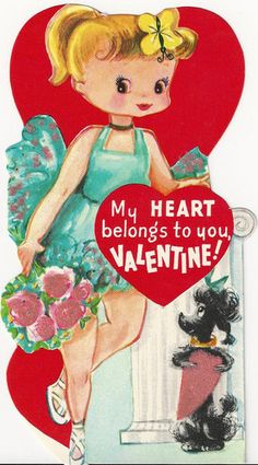 My heart belongs to you, Valentine!